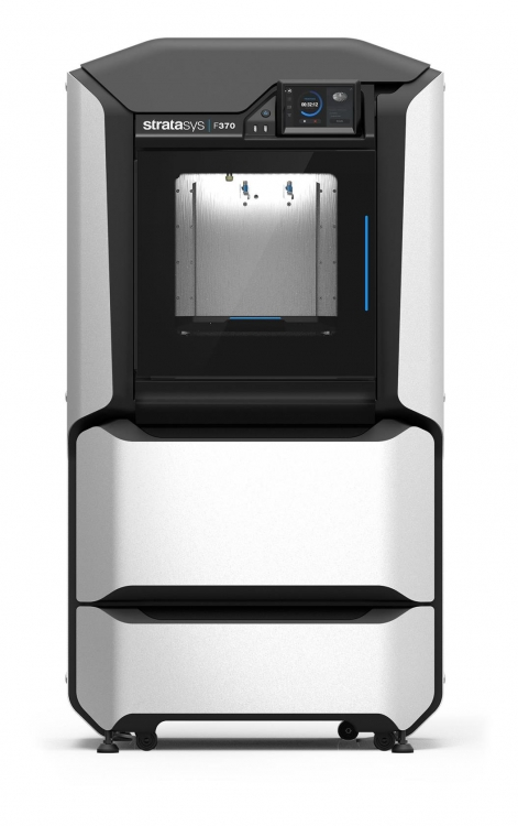 The Stratasys F-1-2-3 Series Front View