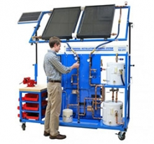 Amatrol Solar Energy Learning Systems