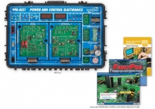 Portable Power and Control Electronics Learning System