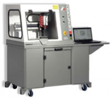 Compact Metal Cutting 3 Axis CNC Router