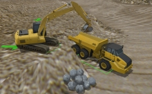 Cost Effective Simulation for Training Heavy Equipment Operators