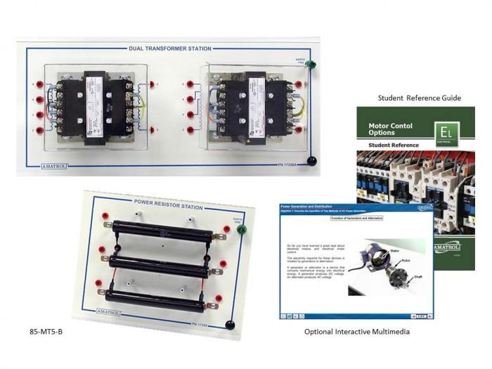 Upgrade Your Amatrol Electric Motor Control Training X Cal Corp